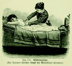 Die_Frau_als_Hausärztin_(1911)_131_Rückenmassage