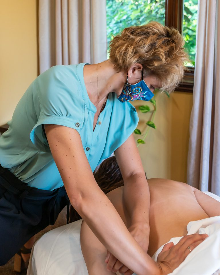 Amy Alcaide (Adams), Licensed Massage Therapist