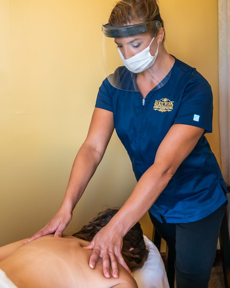 Lindsay Harvey- Licensed Massage Therapist