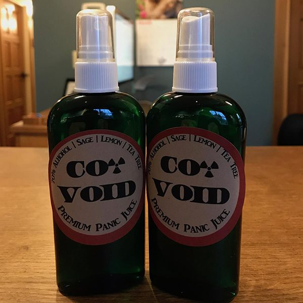 Co-Void Panic Juice