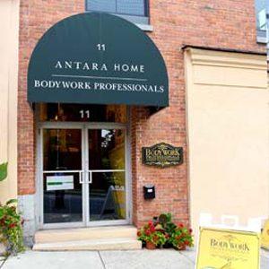 Saratoga Springs Bodywork Professionals Location
