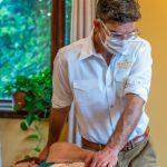 medical massage therapist