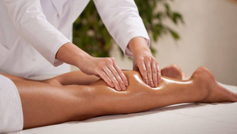 deep tissue bogy massage